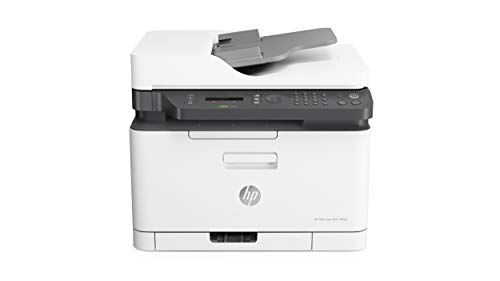 HP Color Laser 179fwg Multifunktions-Farblaserdrucker (Drucker, Scanner, Kopierer, Fax, WLAN, Airprint)