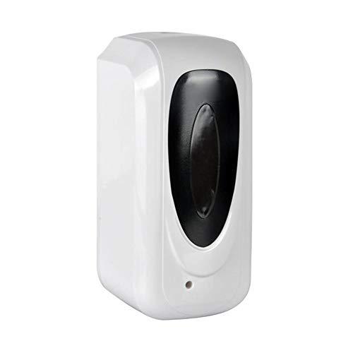 Cestbon Desinfektionsspender Sensor Berührungslose Handdesinfektions Maschine Zauberstab Alkohol Nebel Spray Automatische Induktion Handreiniger 1000ML (Batterien Nicht Enthalten),Weiß