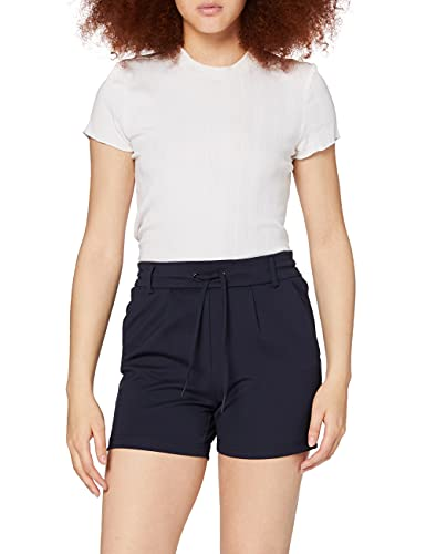 ONLY NOS Damen Shorts onlPOPTRASH Easy NOOS, Blau (Night Sky), 40 (Herstellergröße: L)