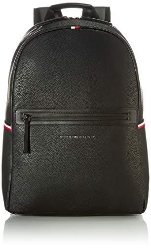 Tommy Hilfiger Herren Essential Rucksack, Black, One Size