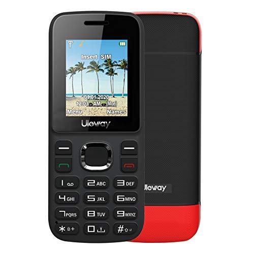 Seniorenhandy ohne Vertrag,Outdoor Handy,Dual SIM Mobiltelefon,Rentner Großtastenhandy Handy | Taschenlampe und FM Radio | Großtasten handys für Senioren(Batterie mit Isoliertuch)