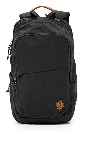 Fjällräven Rucksack Räven Backpack, Black, OneSize
