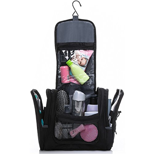 ord.nung Kulturbeutel Kulturtasche zum Aufhängen   Reisetasche Kosmetiktasche wasserfest   Entspanntes Reisen