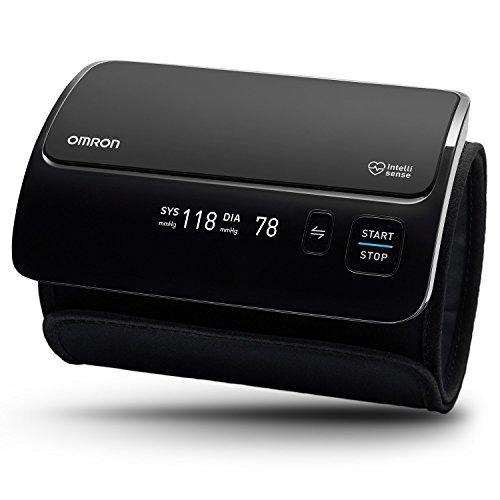 Omron EVOLV smartes Blutdruckmessgerät für zu Hause – Kabelloses All-in-One-Messgerät mit Bluetooth – Smartphone-kompatibel