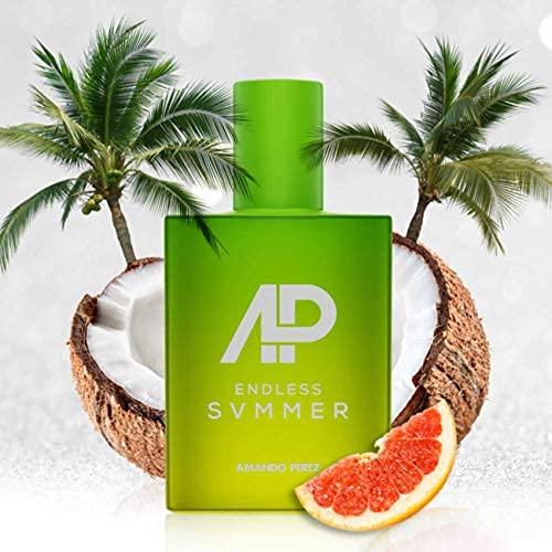 Amando Perez Endless Summer Eau de Parfum 50 ml • 12% Parfümöl • Sommerlicher Duft • Unisex