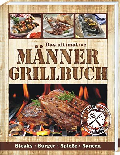 AV Andrea Verlag Männer Grill Profi Set's Männer Grillbuch Männergrillbuch (Männer Grillbuch Neu 2019)