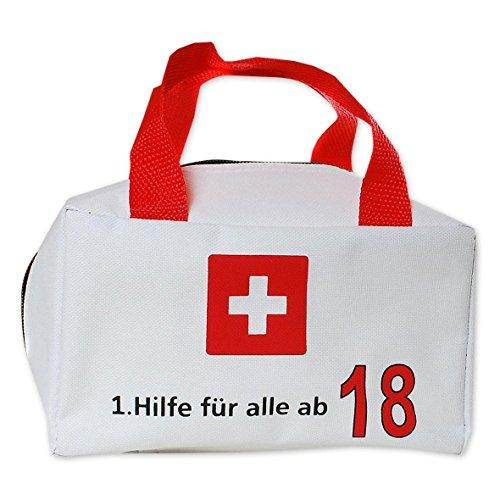 Close Up Tasche 1. Hilfe für alle ab 18 - Erste Hilfe Tasche, mit Trageriemen
