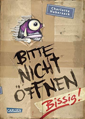 Bitte nicht öffnen 1: Bissig!: Kinderbuch-Bestseller über lustige Wesen, chaotische Abenteuer und beste Freunde ab 8