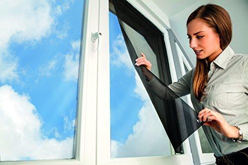 Fenster Sonnenschutz innen individuelle Maße INKLUSIVE Saugnäpfe (150 x 100 cm)