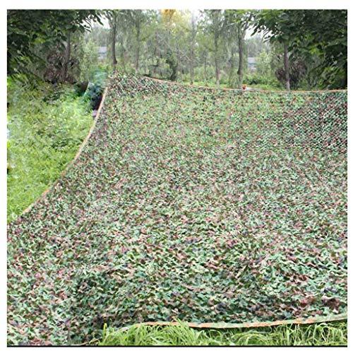 WZHCAMOUFLAGENET Dschungel Camouflage Net Oxford Tuch Sonnenschutz Outdoor Dekoration Yacht Garten Sonnenschirm Atmungsaktiv Thema Bar Multi-Size Optional (größe : 3 * 4m)